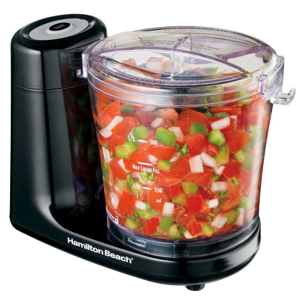 Hamilton Beach 3 Cup Food Chopper – Black 72900 15744789