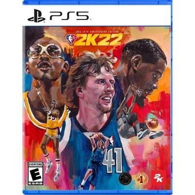 NBA 2K22: 75th Anniversary Edition - PlayStation 5