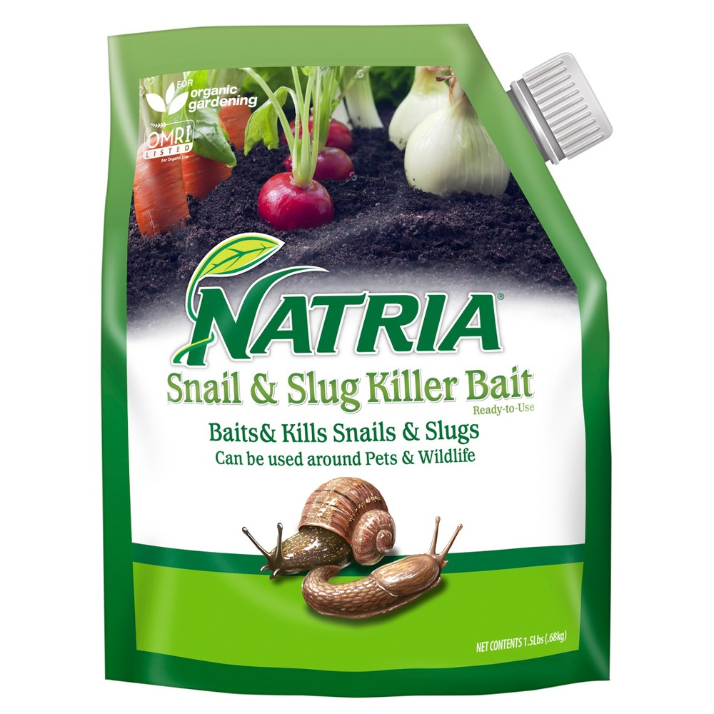 Image of 1.5lb Natria Snail & Slug Killer - BioAdvanced