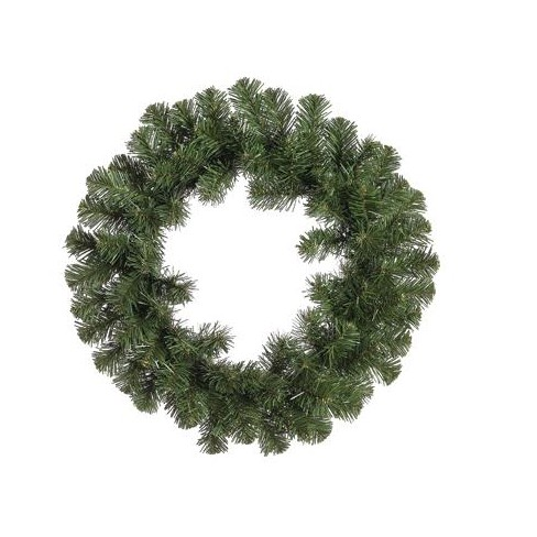 """Allstate Floral 18"""" Deluxe Windsor Pine Artificial Christmas Wreath - Unlit - image 1 of 1"""