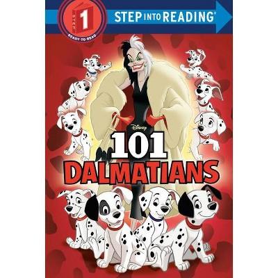 101 Dalmatians (Disney 101 Dalmatians) - (Step Into Reading) by  Pamela Bobowicz (Hardcover)