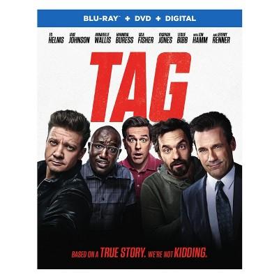 Tag (Blu-ray + DVD + Digital)