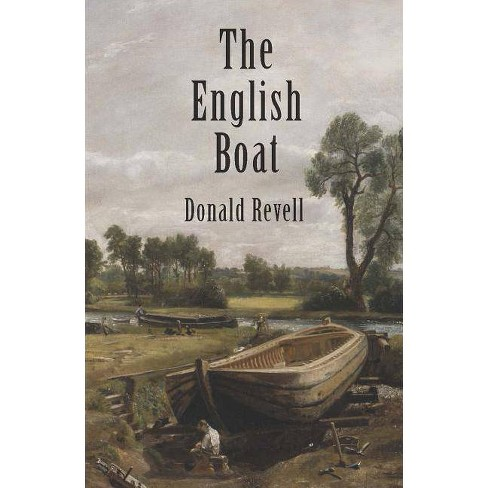 The English Boat - by  Donald Revell (Paperback) - image 1 of 1