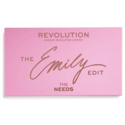 Makeup Revolution x The Emily Edit - The Needs Palette - 0.5oz