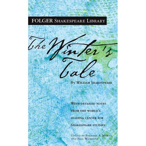 Winter's Tale - (Folger Shakespeare Library) by  William Shakespeare (Paperback) - image 1 of 1