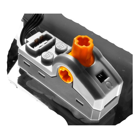 LEGO Technic Power Functions Motor Set 8293 image number null