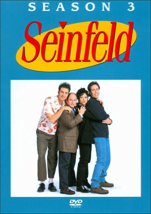 Seinfeld: The Complete Third Season [4 Discs] - image 1 of 1