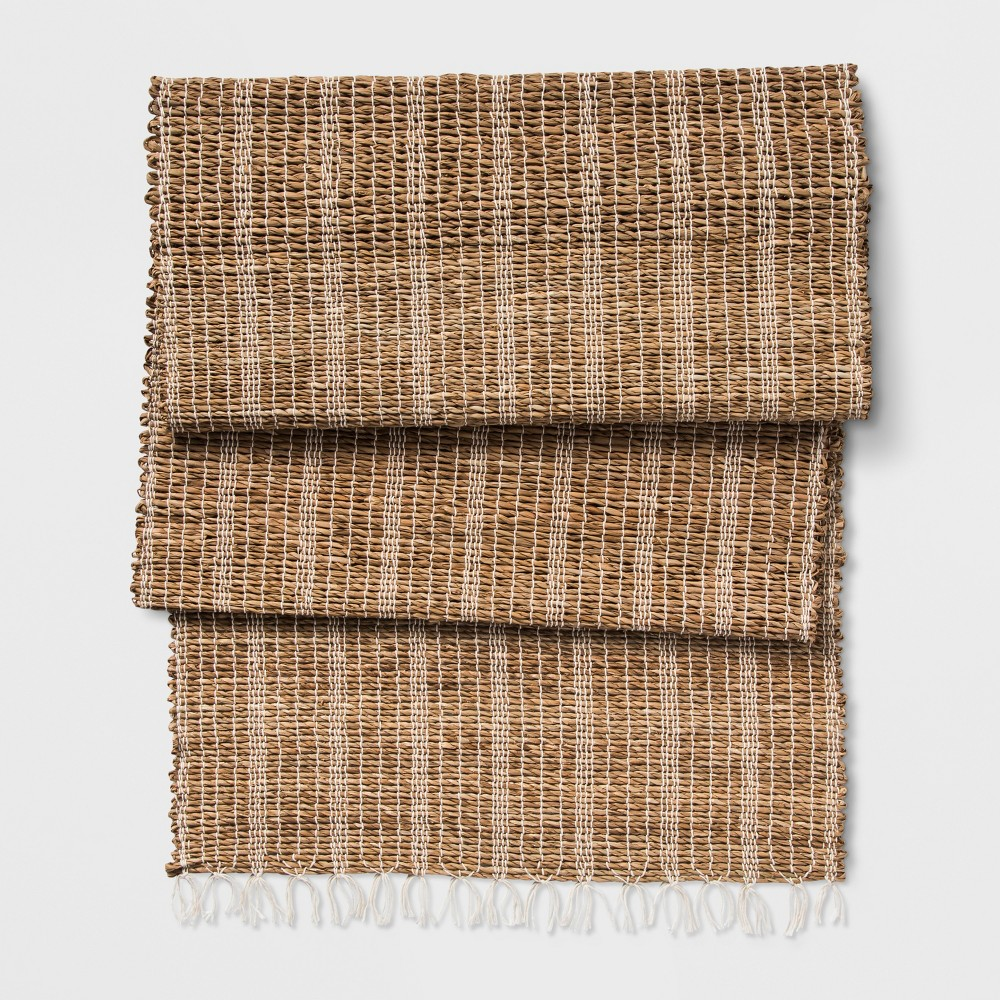 Natural Kitchen Textile Table Runner (20