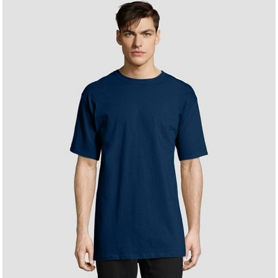 Hanes Men's Tall Short Sleeve Beefy T-Shirt