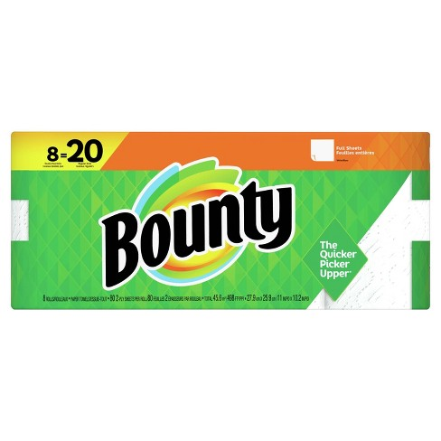 Bounty Full Sheet Paper Towels - image 1 of 4