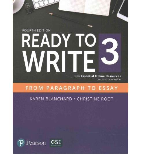 Ready to Write 3 (Paperback) - image 1 of 1