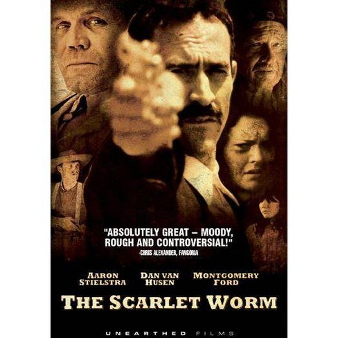 The Scarlet Worm (DVD) - image 1 of 1