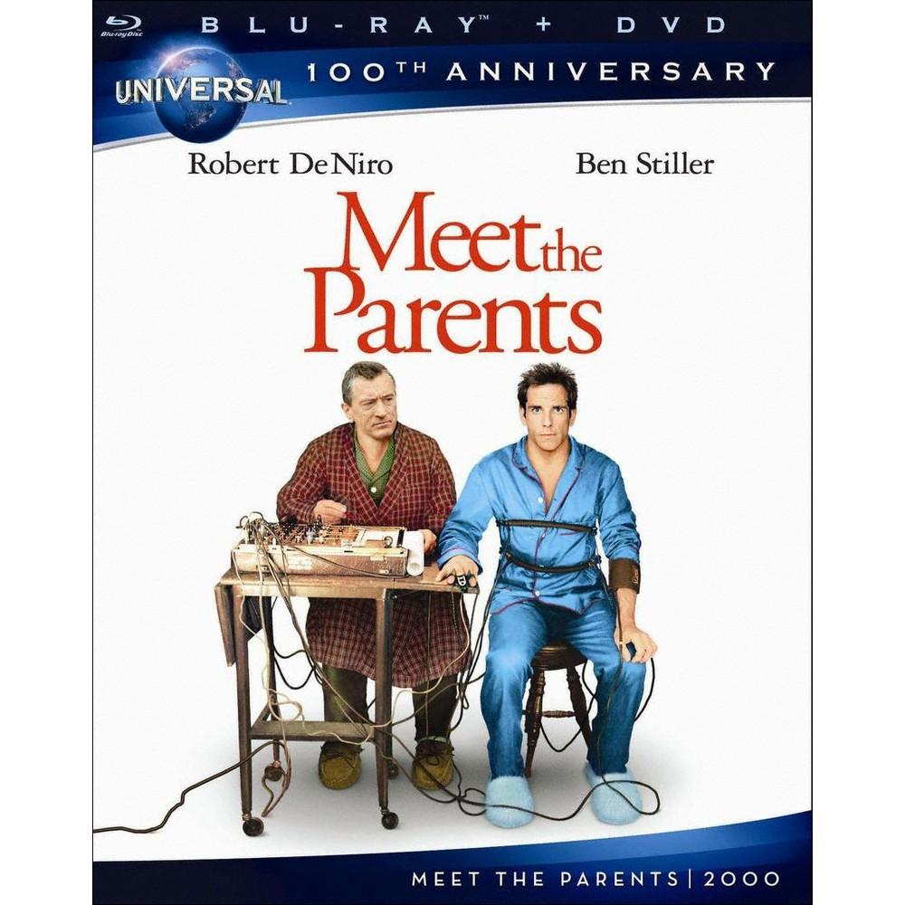 Meet the Parents [2 Discs] [Blu-ray/Dvd]