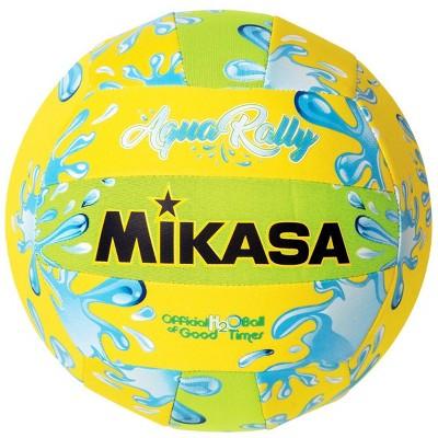 Mikasa Aqua Rally Volleyball, Yellow/Green