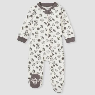 Burt's Bees Baby® Baby 'Happy Hedgehogs' Sleep N' Play - Gray