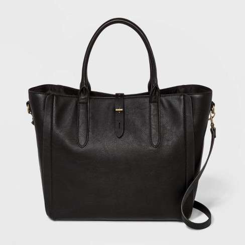 Tote Handbag with Toggle Hardware - Universal Thread™ - image 1 of 3