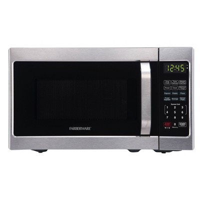 Faberware 0.7 cu ft Microwave Oven - Silver
