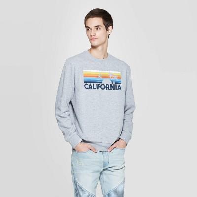 California Graphic Sweatshirt - Awake Gray