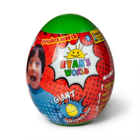 Ryan's World Twin Mystery Sleepover Egg Super Blanky - image 1 of 3