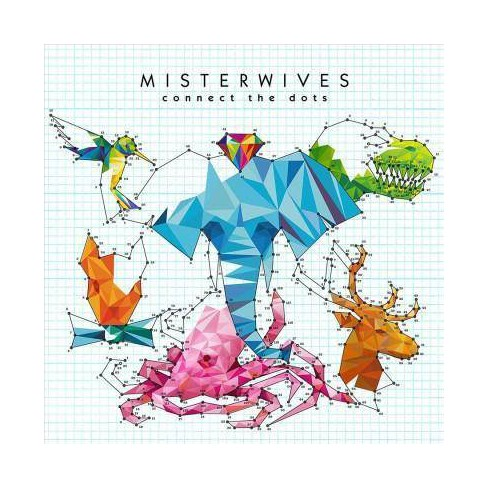 MisterWives - Connect The Dots (Vinyl) - image 1 of 1