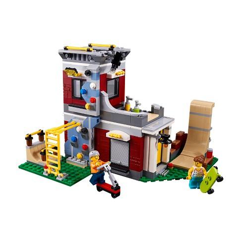 Lego Creator Modular Skate House 31081 Target