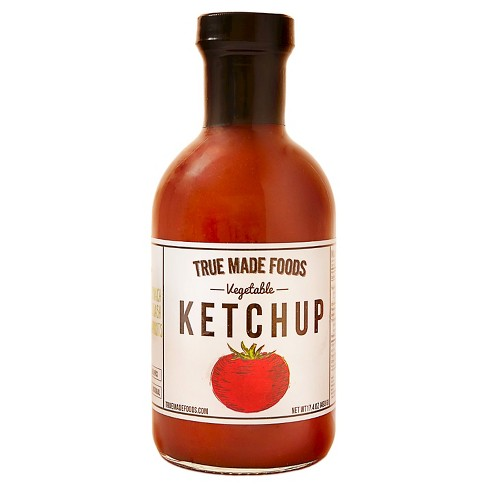 True Made Foods Original Ketchup - 17.4oz - image 1 of 1
