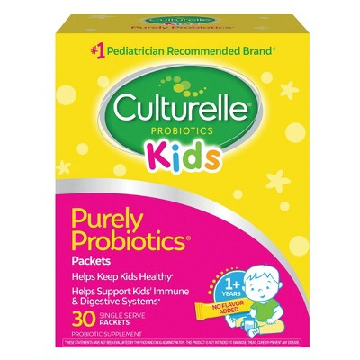 Culturelle Kids Daily Probiotic Packets