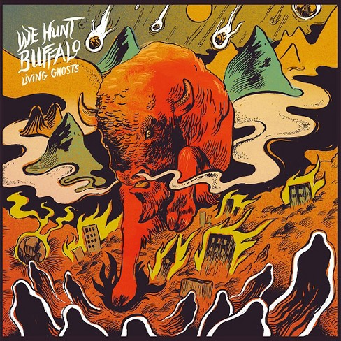 We hunt buffalo - Living ghosts (Vinyl) - image 1 of 1