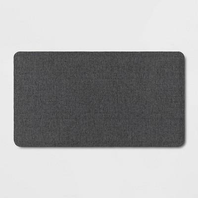"""36"""" x 20"""" Herringbone Kitchen Comfort Mat - Threshold™"""