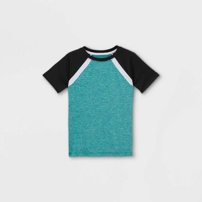 Toddler Boys' Colorblock Athletic Short Sleeve T-Shirt - Cat & Jack™