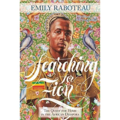 Searching for Zion - by  Emily Raboteau (Paperback) - image 1 of 1