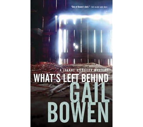 What's Left Behind (Reprint) (Paperback) (Gail Bowen) - image 1 of 1