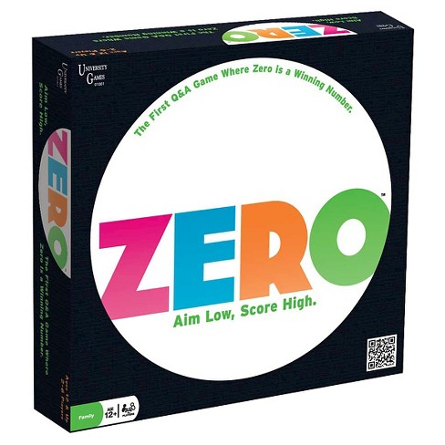 University Games Zero Board Game - image 1 of 1