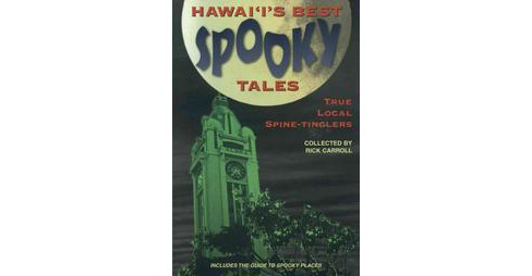 Hawaii's Best Spooky Tales (Paperback) - image 1 of 1
