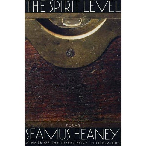 The Spirit Level - by  Seamus Heaney (Paperback) - image 1 of 1