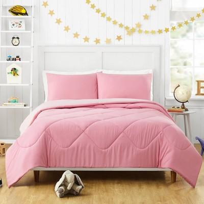 Olivia Comforter Set Pink - Urban Playground