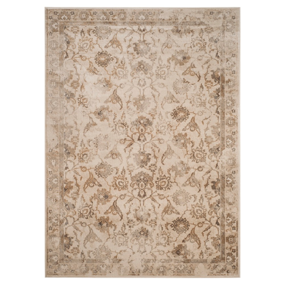 """Stone Floral Loomed Area Rug 8'X11'2"""" - Safavieh Product Image"""