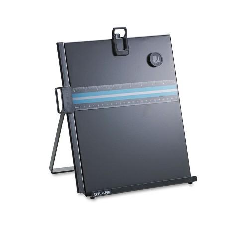 Kensington Letter-Size Freestanding Desktop Copyholder Stainless Steel Black 62046 - image 1 of 1