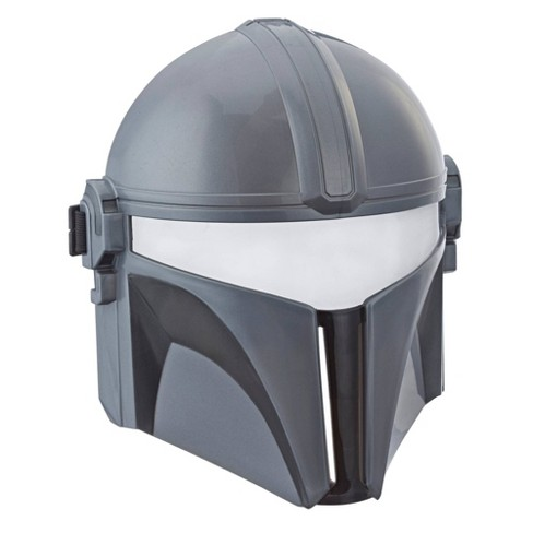 Star Wars The Mandalorian Kids Roleplay Mask - image 1 of 4