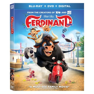 Ferdinand (Blu-ray + DVD + Digital)