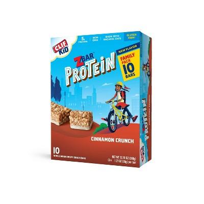 Zbar Protein Cinnamon Crunch -  10ct