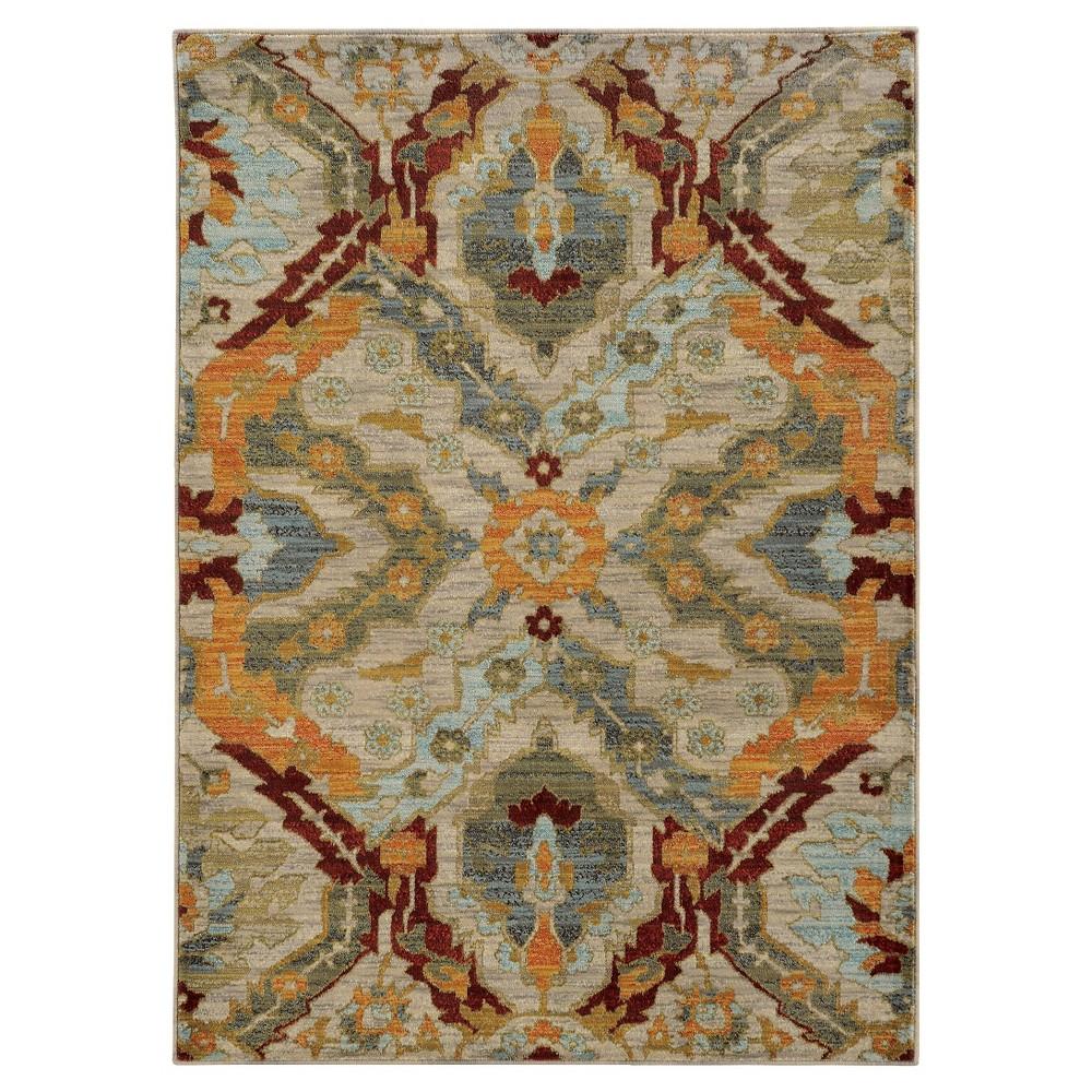Skye Gina Area Rug (8'X11'), Multicolored
