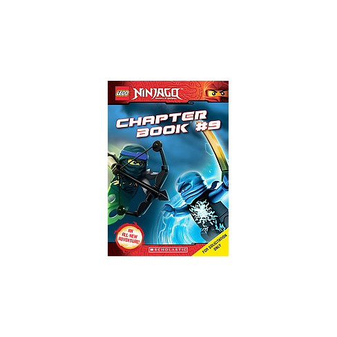 The New Ninja (Lego Ninjago: Chapter Book #9) - by  Scholastic (Paperback) - image 1 of 1