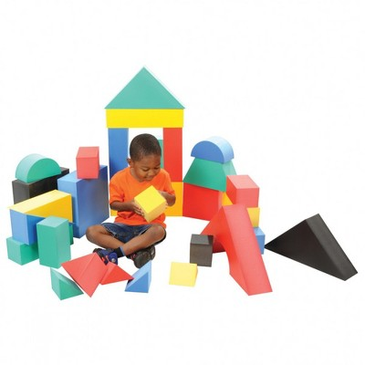 Edushape Ltd Giant Foam Block Set  - 16 Pieces