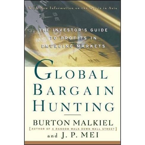 Global Bargain Hunting - by  Burton Gordon Malkiel & J P Mei & J P Mei (Paperback) - image 1 of 1
