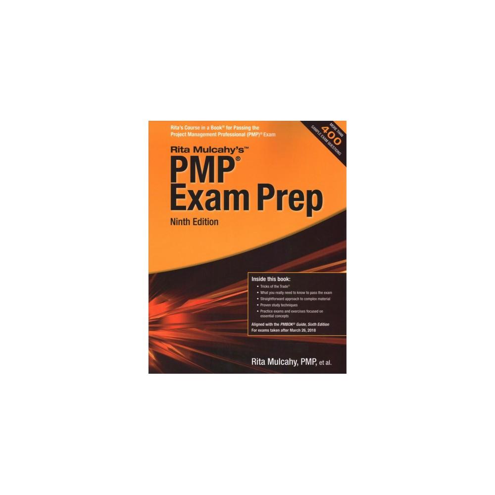 Isbn 9781943704040 Pmp Exam Prep Rita Mulcahys Paperback