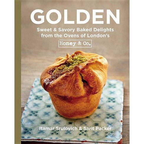 Golden - by  Itamar Srulovich & Sarit Packer (Hardcover) - image 1 of 1