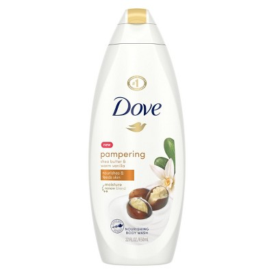 Body Washes & Gels: Dove Purely Pampering
