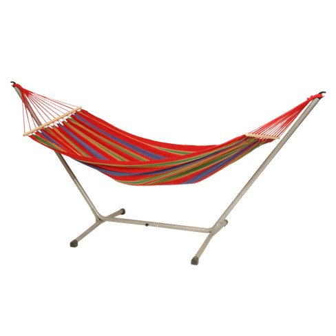Aruba Hammock and Stand Set - Red - image 1 of 1