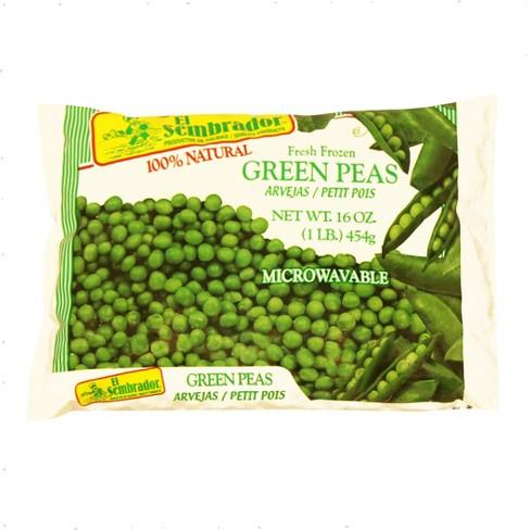 El Sembrador Fresh Frozen Green Peas - 16oz - image 1 of 1